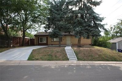 211 S Vrain Street, Denver, CO 80219 - MLS#: 1750454