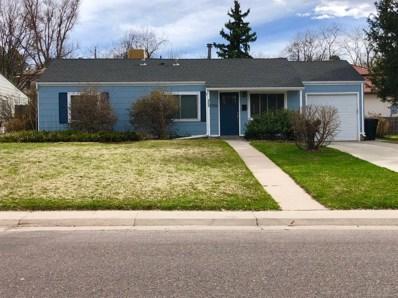 4706 E Dartmouth Avenue, Denver, CO 80222 - #: 1752540