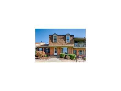 7101 W Yale Avenue UNIT 1302, Denver, CO 80227 - MLS#: 1754884