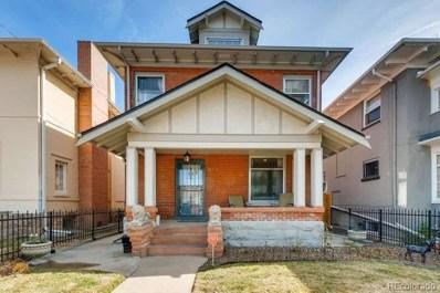 912 N Lafayette Street, Denver, CO 80218 - MLS#: 1758423