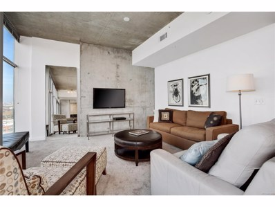1700 Bassett Street UNIT 1514, Denver, CO 80202 - MLS#: 1762200