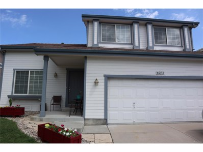 4693 Fenwood Drive, Highlands Ranch, CO 80130 - MLS#: 1765784