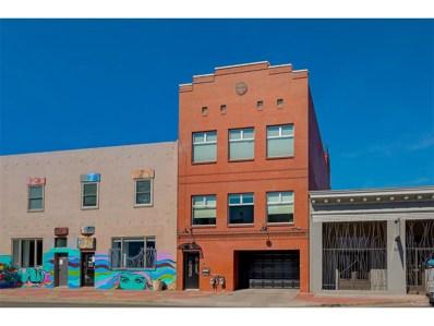 919 Santa Fe Drive, Denver, CO 80204 - MLS#: 1771737