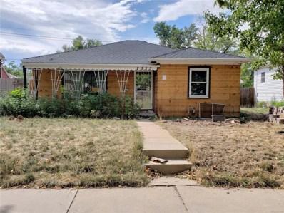 2323 S Acoma Street, Denver, CO 80223 - #: 1772291