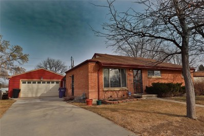 1432 S Winona Way, Denver, CO 80219 - MLS#: 1776304