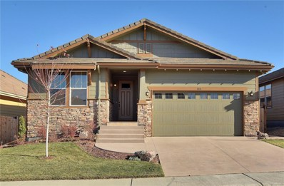 10114 Nadine Avenue, Parker, CO 80134 - MLS#: 1778170