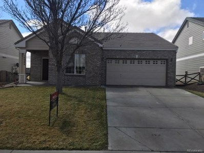 14944 E 116th Drive, Commerce City, CO 80603 - MLS#: 1779016