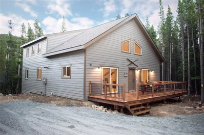 14 Deer Road, Idaho Springs, CO 80452 - MLS#: 1781039
