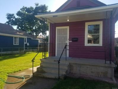 4475 Sherman Street, Denver, CO 80216 - MLS#: 1781938