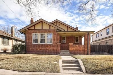 346 S Williams Street, Denver, CO 80209 - #: 1784339