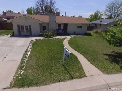 11510 E 2nd Avenue, Aurora, CO 80010 - #: 1797099