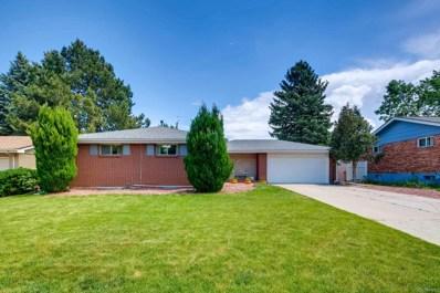 1636 S Balsam Court, Lakewood, CO 80232 - MLS#: 1802011
