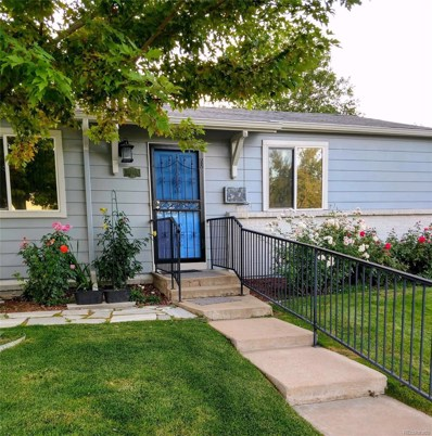 4033 S Uravan Street, Aurora, CO 80013 - MLS#: 1803133