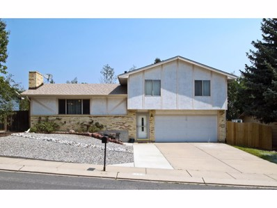 5560 Whimsical Drive, Colorado Springs, CO 80917 - MLS#: 1806562