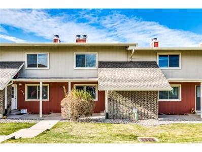 242 W Rockrimmon Boulevard UNIT E, Colorado Springs, CO 80919 - MLS#: 1807786