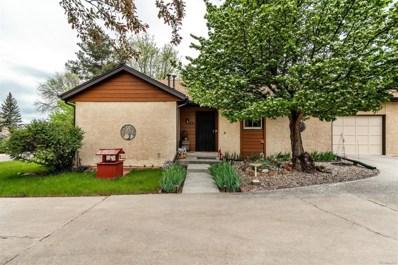 631 Brentwood Street, Lakewood, CO 80214 - #: 1810905