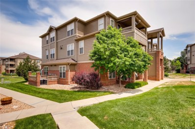 12922 Ironstone Way UNIT 101, Parker, CO 80134 - MLS#: 1812197