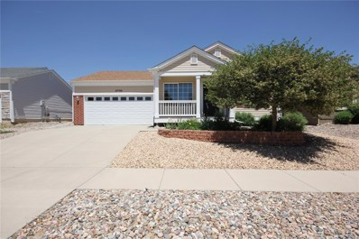 6496 Cache Drive, Colorado Springs, CO 80923 - MLS#: 1815552