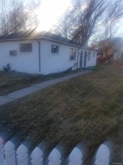 2525 S Pearl Street, Denver, CO 80210 - MLS#: 1818706
