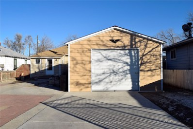 140 Fulton Avenue, Fort Lupton, CO 80621 - MLS#: 1820443