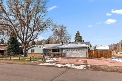 1295 Cody Street, Lakewood, CO 80215 - #: 1821814