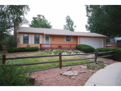 803 Cinnamon Court, Castle Rock, CO 80104 - MLS#: 1824621