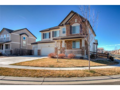 9729 Ouray Street, Commerce City, CO 80022 - MLS#: 1825859