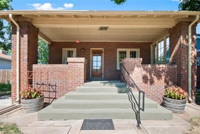 2275 S Lincoln Street, Denver, CO 80210 - MLS#: 1827034