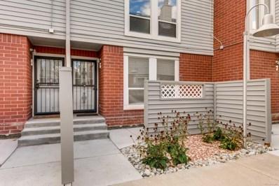 1035 Jasmine Street UNIT 6, Denver, CO 80220 - #: 1827184