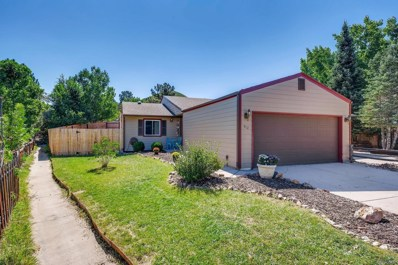 912 Oakwood Drive, Castle Rock, CO 80104 - MLS#: 1830101