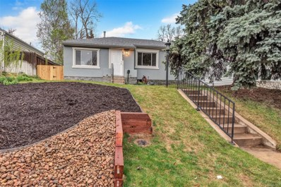 1650 S Saint Paul Street, Denver, CO 80210 - #: 1832316