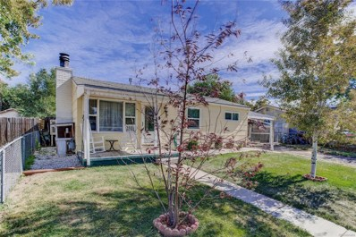 7780 Newport Street, Commerce City, CO 80022 - MLS#: 1833829
