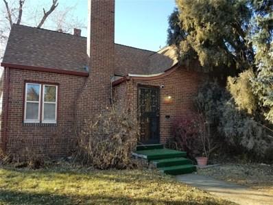 2901 Ash Street, Denver, CO 80207 - MLS#: 1838999