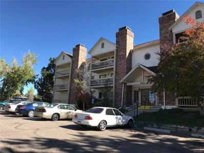 15911 E Dakota Place UNIT 101, Aurora, CO 80017 - MLS#: 1839058
