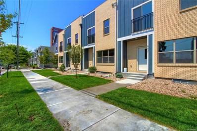 4431 E Jewell Avenue, Denver, CO 80222 - MLS#: 1839287