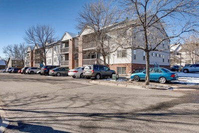 10734 W 63rd Place UNIT 105, Arvada, CO 80004 - MLS#: 1840244