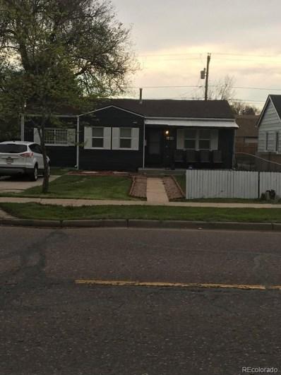1178 Dayton Street, Aurora, CO 80010 - #: 1848492