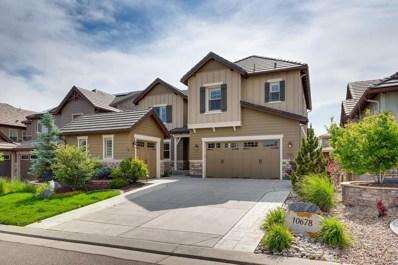 10678 Skydance Drive, Highlands Ranch, CO 80126 - #: 1849296