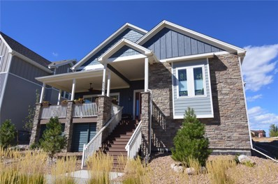 4358 Fell Mist Way, Castle Rock, CO 80109 - #: 1851161