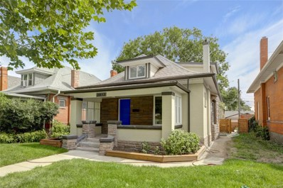 3812 Umatilla Street, Denver, CO 80211 - MLS#: 1853713