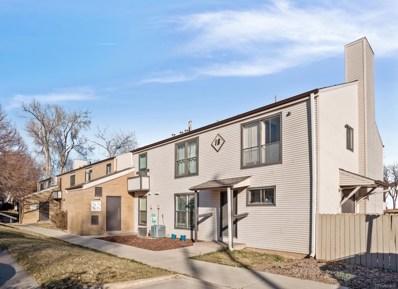 3550 S Harlan Street UNIT 248, Denver, CO 80235 - MLS#: 1858605