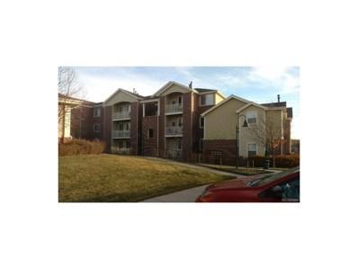 19303 E College Drive UNIT 103, Aurora, CO 80013 - MLS#: 1860973