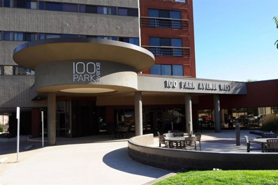 100 Park Avenue UNIT 704, Denver, CO 80205 - #: 1861058