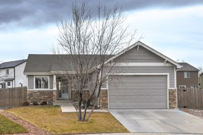 1622 Ponderosa Court, Fort Lupton, CO 80621 - MLS#: 1863455