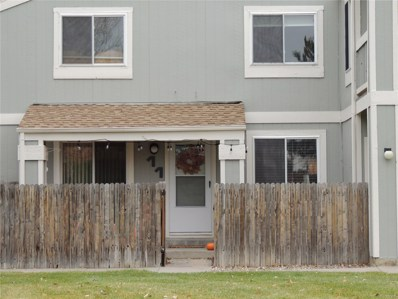 8794 Chase Drive UNIT 11, Arvada, CO 80003 - MLS#: 1867205