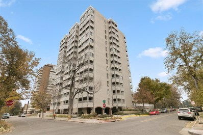 1200 N Humboldt Street UNIT 1201, Denver, CO 80218 - #: 1868266