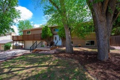 17 Newport Circle, Colorado Springs, CO 80906 - MLS#: 1869447