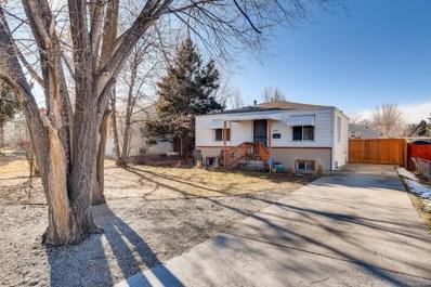 1365 Hanover Street, Aurora, CO 80010 - MLS#: 1870891