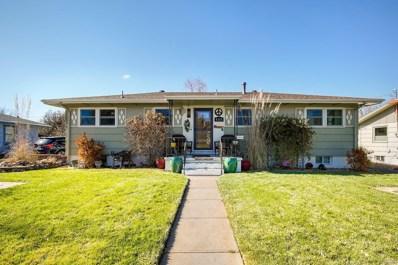 4315 S Kalamath Street, Englewood, CO 80110 - #: 1871071