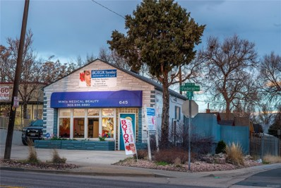645 S Federal Boulevard, Denver, CO 80219 - #: 1874990